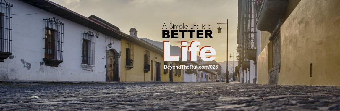 A Simple Life is a Bigger Life – an Interview with Sara McDaniel BtR 025