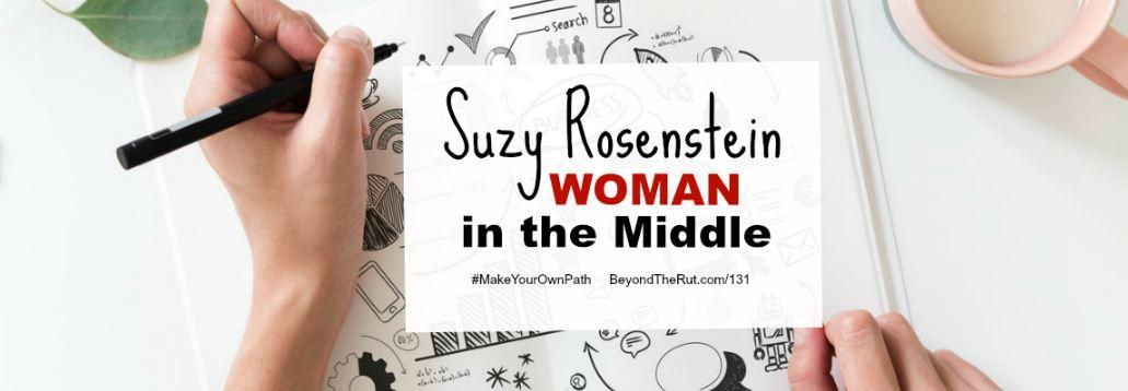 Suzy Rosenstein Woman in the Middle