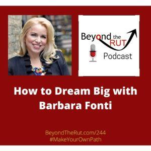 big dream executive coaching